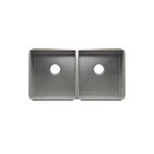 """J7® 003987 - undermount stainless steel Kitchen sink , 15"""" × 16"""" × 8""""  15"""" × 16"""" × 8"""""""