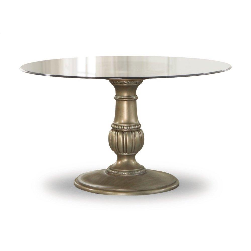 San Cristobal Round Pedestal Dining Table