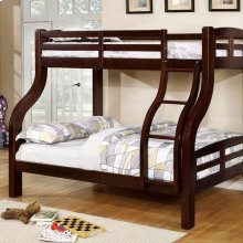 Solpine Twin/full Bunk Bed