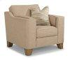Arrow Fabric Chair