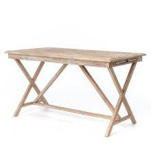 Whitewash Finish Palma Desk