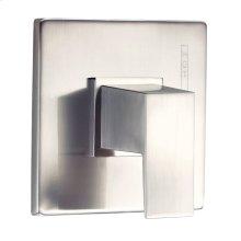 Brushed Nickel Mid-Town® Valve-Only Trim Kit