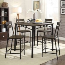 Westport 5 Pc. Counter Ht. Table Set