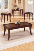 3-Piece Occasional Tables Cocktail Table: 48 x 24 x 20H End Table: 24 x 24 x 26H Product Image