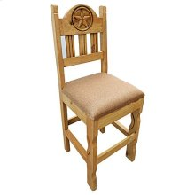 "26"" Star Barstool W/cushion"