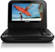 "7"" LCD Portable DVD Player Product Image"