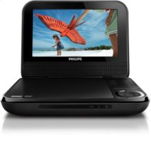 "7"" LCD Portable DVD Player"
