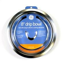 "8"" Chrome Burner Bowl-ELEC"
