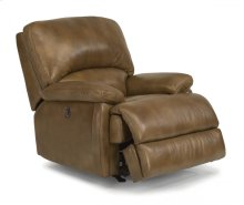 Dylan Leather Power Chaise Recliner