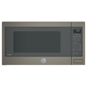 GE ProfileSeries 2.2 Cu. Ft. Countertop Sensor Microwave Oven