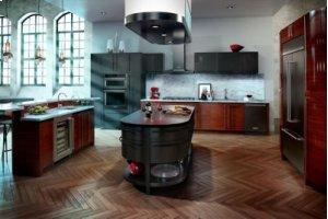 "24"" Wine Cellar with Glass Door and Metal-Front Racks - Stainless Steel"