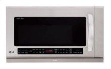LG Studio - 2.0 cu. ft. Over the Range Microwave Oven - Floor Model