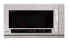 LG Studio - 2.0 cu. ft. Over the Range Microwave Oven