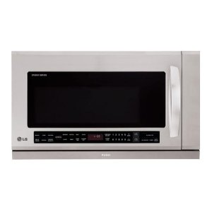 LG AppliancesSTUDIOLG Studio - 2.0 cu. ft. Over the Range Microwave Oven
