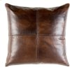 "Sheffield SFD-001 20"" x 20"" Pillow Shell with Down Insert"