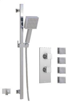 Uniplex Kit 12 - CalGreen compliant