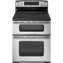 "30"" Freestanding Electric Double Oven Range with Convection  Ranges  Jenn-Air"