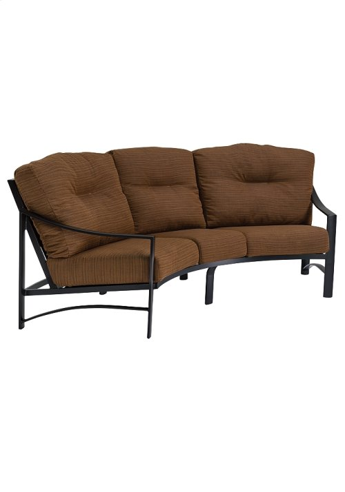 Kenzo Cushion Crescent Sofa
