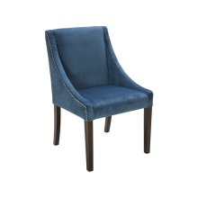 Lucille Dining Chair - Blue