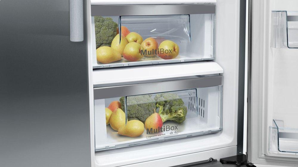 B20cs30sns Bosch 300 Series Freestanding Counter Depth