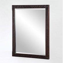 "Napa 27"" Mirror - Aged Cabernet"