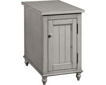 Kearsley Gray Reclinermate Accent Table