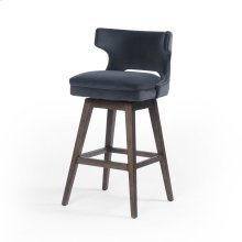 Bar Stool Size Modern Velvet Shadow Cover Task Bar + Counter Stool