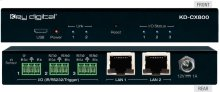Control Interface with IR and RS-232 over IP Routing