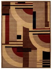 DIMENSIONS ND09 MTC RECTANGLE RUG 1'9'' x 2'9''