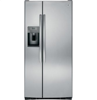 23.2 Cu. Ft. Side-by-Side Refrigerator with Dispenser