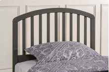 Carolina Headboard - Twin - Headboard Frame Not Inlcuded - Stone