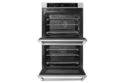 """30"""" Heritage Double Wall Oven, DacorMatch, color Epicure Style handle"""