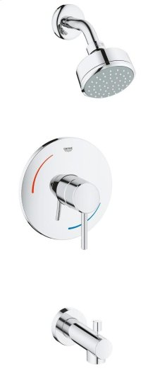Concetto Bathtub/Shower Combo Faucet