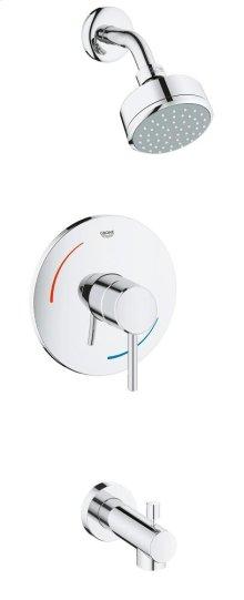 Concetto Bathtub/Shower Combo Faucet