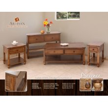 Provence Console Table
