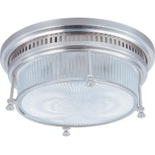 Hi-Bay 2-Light Flush Mount