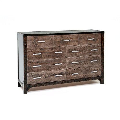 Urban Graphite 9 Drawer Dresser