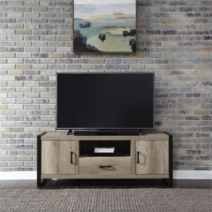 LIBERTY FURNITURE INDUSTRIES64 Inch TV Console w/ Faux Metal