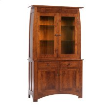 Bordeaux 2 Door Hutch