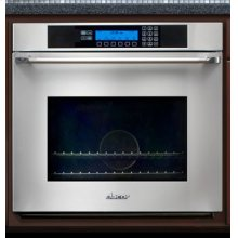 """Discovery 30"""" Epicure Single Wall Oven, in Stainless Steel with Chrome Trim"""
