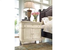Door Nightstand - Linen