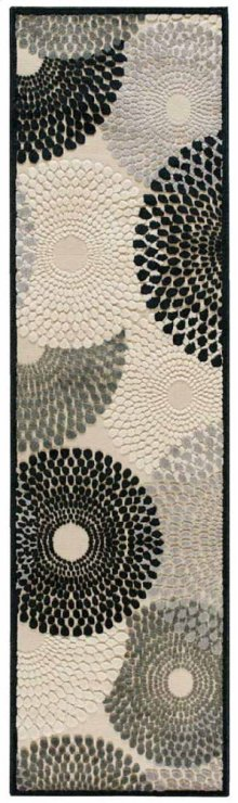 Graphic Illusions Gil04 Parch Runner 2'3'' X 8'