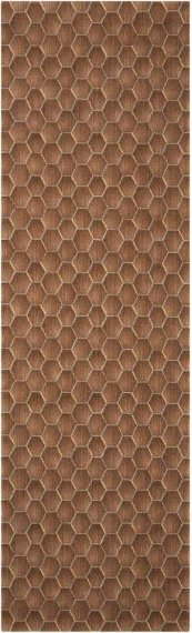 LOOM SELECT NEUTRALS LS16 FAWN RUNNER 2'3'' x 7'5''