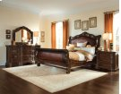 Valencia Queen Upholstered Sleigh Bed Product Image