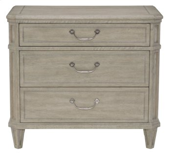 Marquesa Nightstand in Marquesa Gray Cashmere (359) Product Image