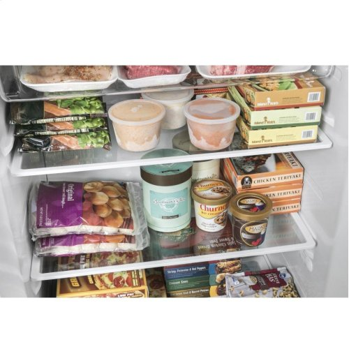 GE® 17.3 Cu. Ft. Frost-Free Upright Freezer