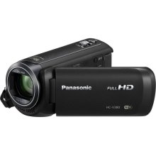 Full HD Camcorder with WiFi Multi Scene Twin Camera and 50x Stabilized Optical Zoom - HC-V380K