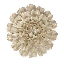 Isabella Large Ceramic Wall Decor Flower