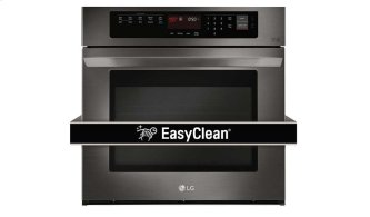 4.7 CU.FT. Black Stainless Steel Series Single Wall Oven With Easyclean(R)