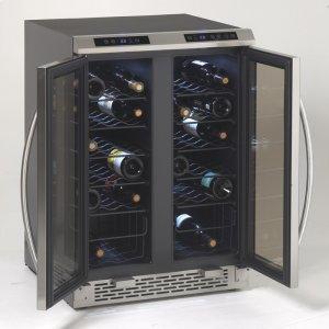 AvantiSide-by-Side Dual Zone Wine Chiller